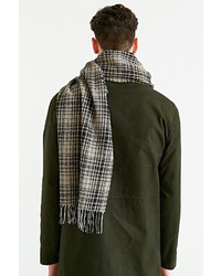 UO Plaid Scarf