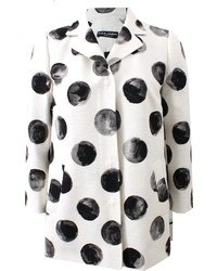 Dolce & Gabbana Polka Dot Jacket