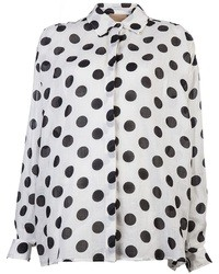 Lanvin Sheer Shirt