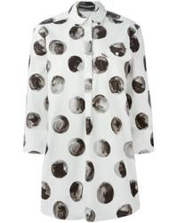 Dolce & Gabbana Large Polka Dot Print Shirt
