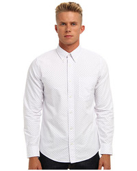 Jack Spade Hooper Oxford Dot Shirt
