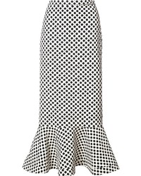 Polka dots midi skirt medium 3650360