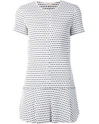 Nina Ricci Polka Dot Dress