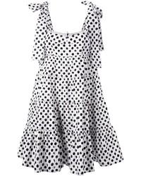 Dolce & Gabbana Polka Dot Print Sundress