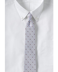 Lands' End Silk Stripe Necktie