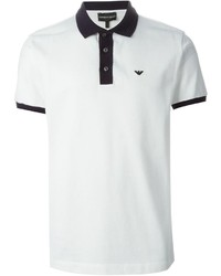 White and Black Polo
