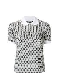 Patterned polo shirt medium 7724459