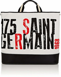 Sonia Rykiel Le Sailor Oversized Canvas Tote Bag