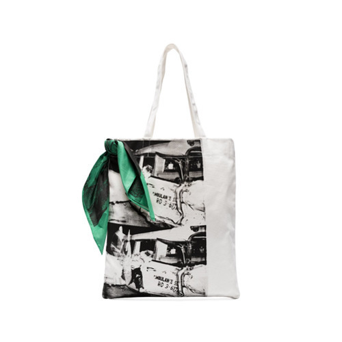 193 Calvin Klein 205w39nyc X Andy Warhol Foundation Ambulance Disaster Ping Bag