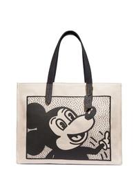 Coach X Disney Keith Haring Mickey Tote