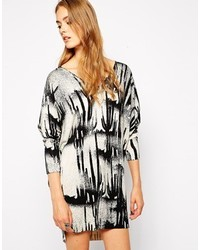 Diesel cactus print knitted jumper dress medium 115787