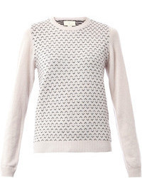 Band Of Outsiders Arrow Knit Sweater