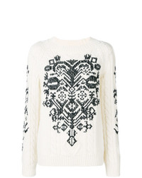 RED Valentino Crew Neck Jumper
