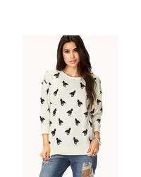 Forever 21 Easy Rider Sweatshirt