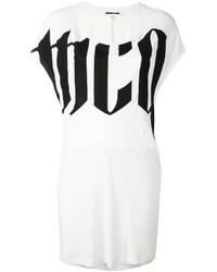 MCQ Alexander Ueen Logo Print T Shirt