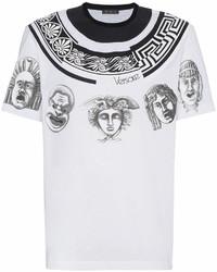 Versace Balleto Print T Shirt
