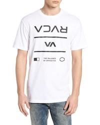 RVCA Building T Shirt