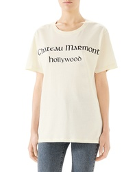 Gucci Chateau Marmont Graphic Tee