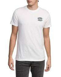 RVCA Clutch Logo Graphic T Shirt
