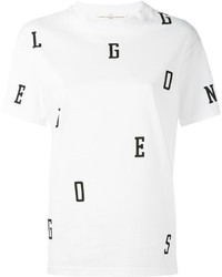 Golden Goose Deluxe Brand Golden Print T Shirt