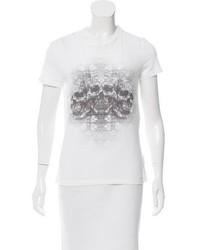 Alexander McQueen Graphic Print T Shirt