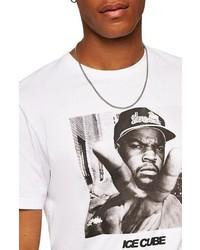 Topman Ice Cube Classic Fit T Shirt