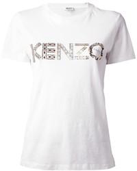 Kenzo Crew Neck T Shirt