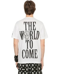 Ktz printed cotton jersey t shirt medium 3669111