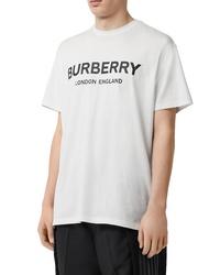 Burberry Letchford Logo T Shirt