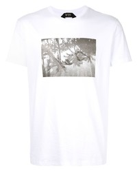 N°21 N21 Graphic Print T Shirt