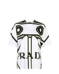 Prada Oversized T Shirt