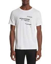 Saint Laurent Print T Shirt
