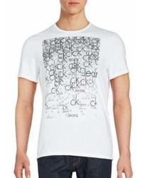 Calvin Klein Jeans Printed Crewneck T Shirt