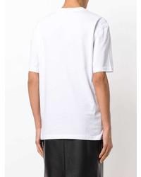 McQ Alexander McQueen Swallow Badge T Shirt