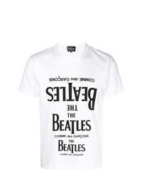 The Beatles X Comme Des Garçons The Beatles T Shirt