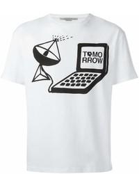 Stella McCartney Tomorrow Print T Shirt
