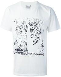 Tree print t shirt medium 202203