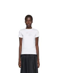 Enfold White Definition T Shirt