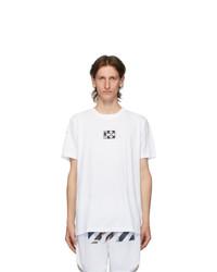 Off-White White Equipt T Shirt