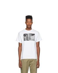 Noah NYC White Grace T Shirt