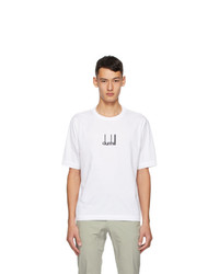 Dunhill White Legacy T Shirt