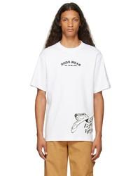 Gcds White Looney Tunes T Shirt