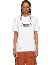 Palm Angels White Missoni Edition Mind T Shirt