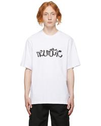 Noon Goons White Neurotic T Shirt