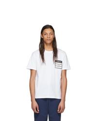 Maison Margiela White Organic Cotton Stereotype T Shirt