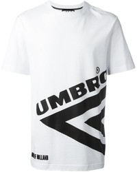House of Holland X Umbro Print T Shirt