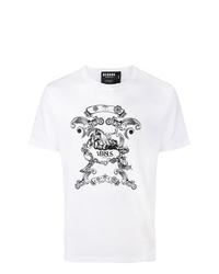 Versus X Vitkac Front Print T Shirt