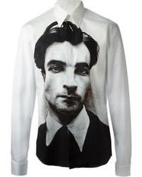 Alexander McQueen Printed Shirt