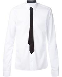 Kris Van Assche Tie Print Shirt