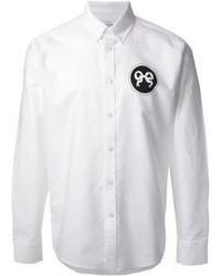 Soulland Ribbon Print Shirt